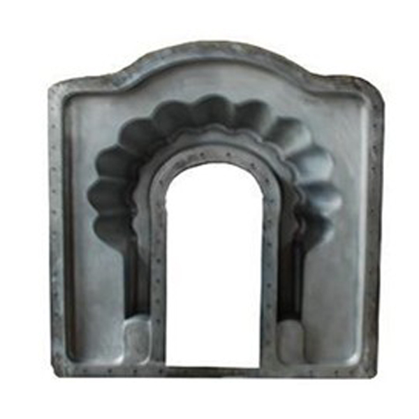 rotational steel mold